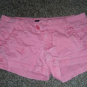 Pants - Cute pink shorts  from freestyle